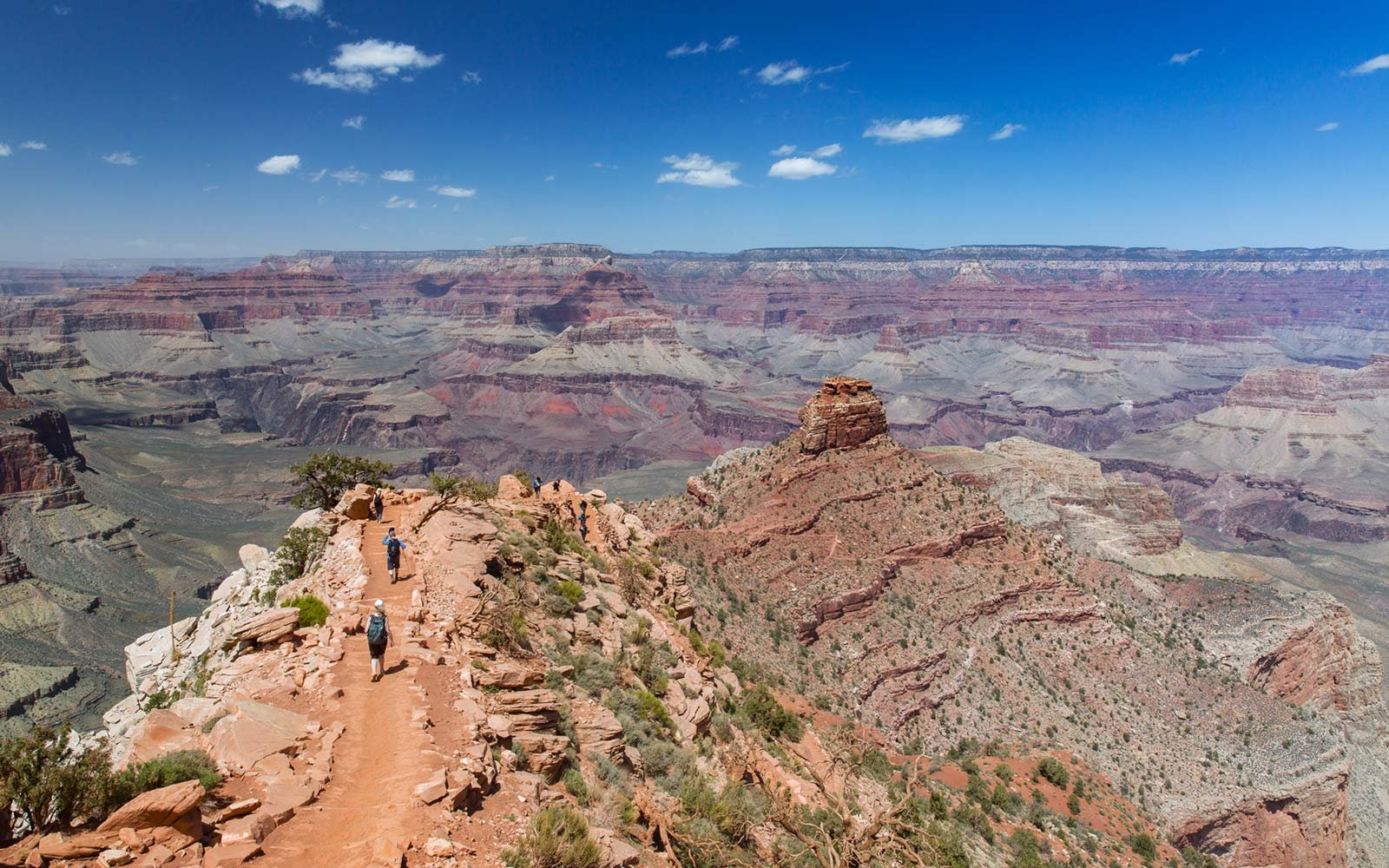 South Kaibab trail, Grand Canyon National Park, Arizona