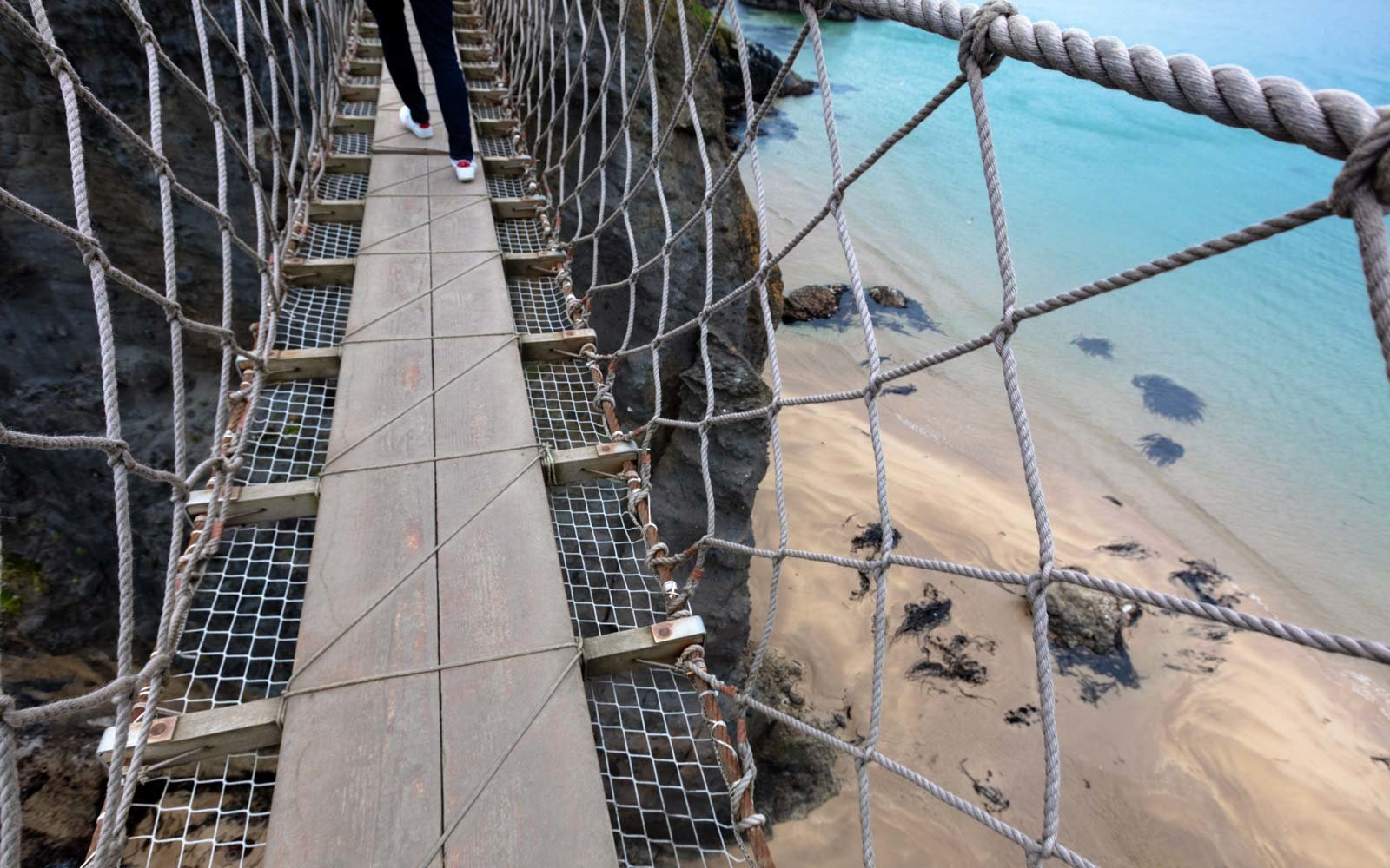 Carrick-a-Rede bridge now requires tickets