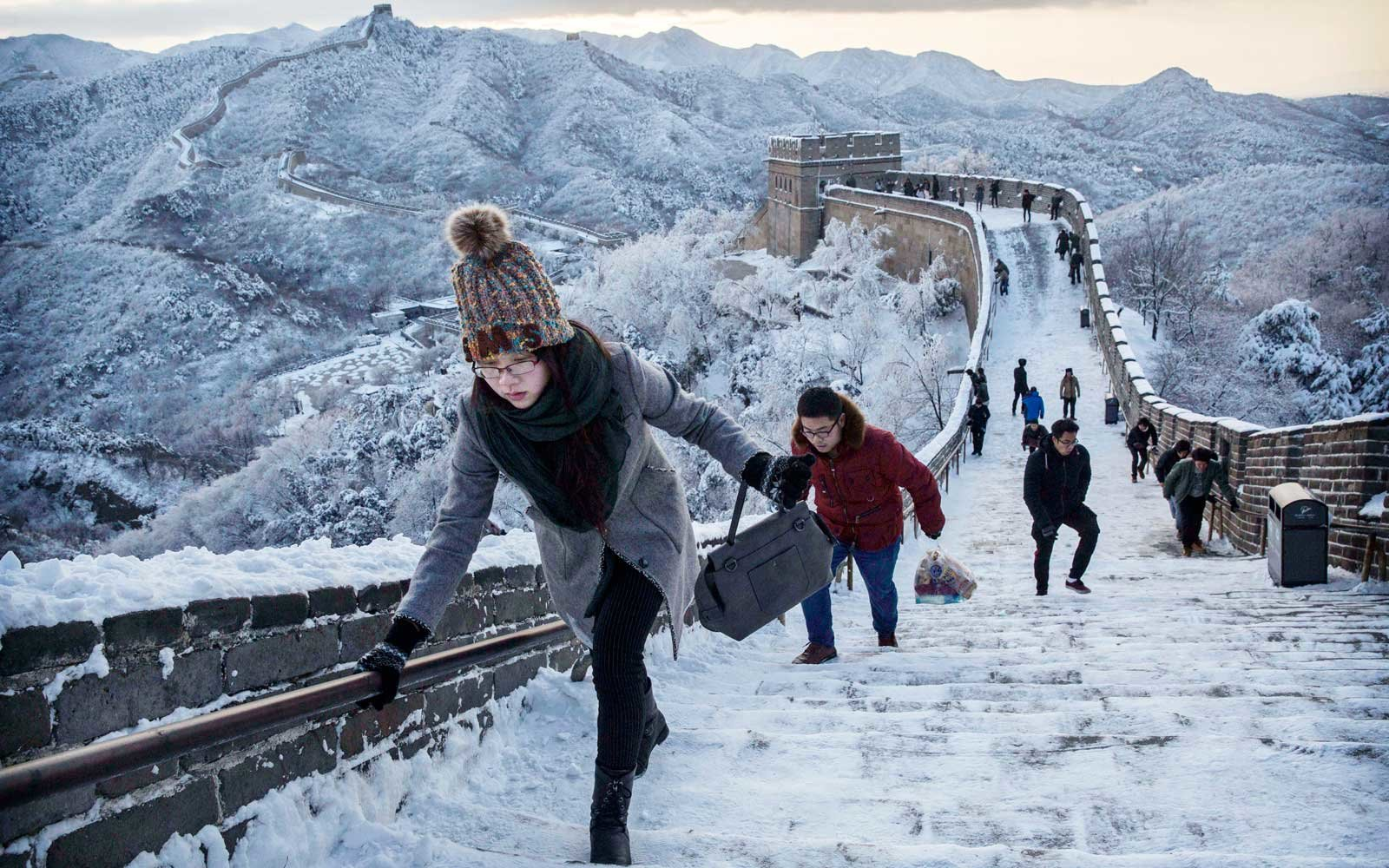 How Many People Visit the Great Wall of China?
