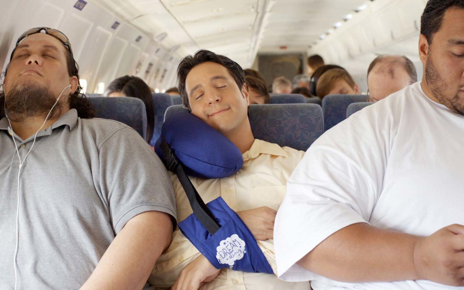 Dream Sling travel pillow