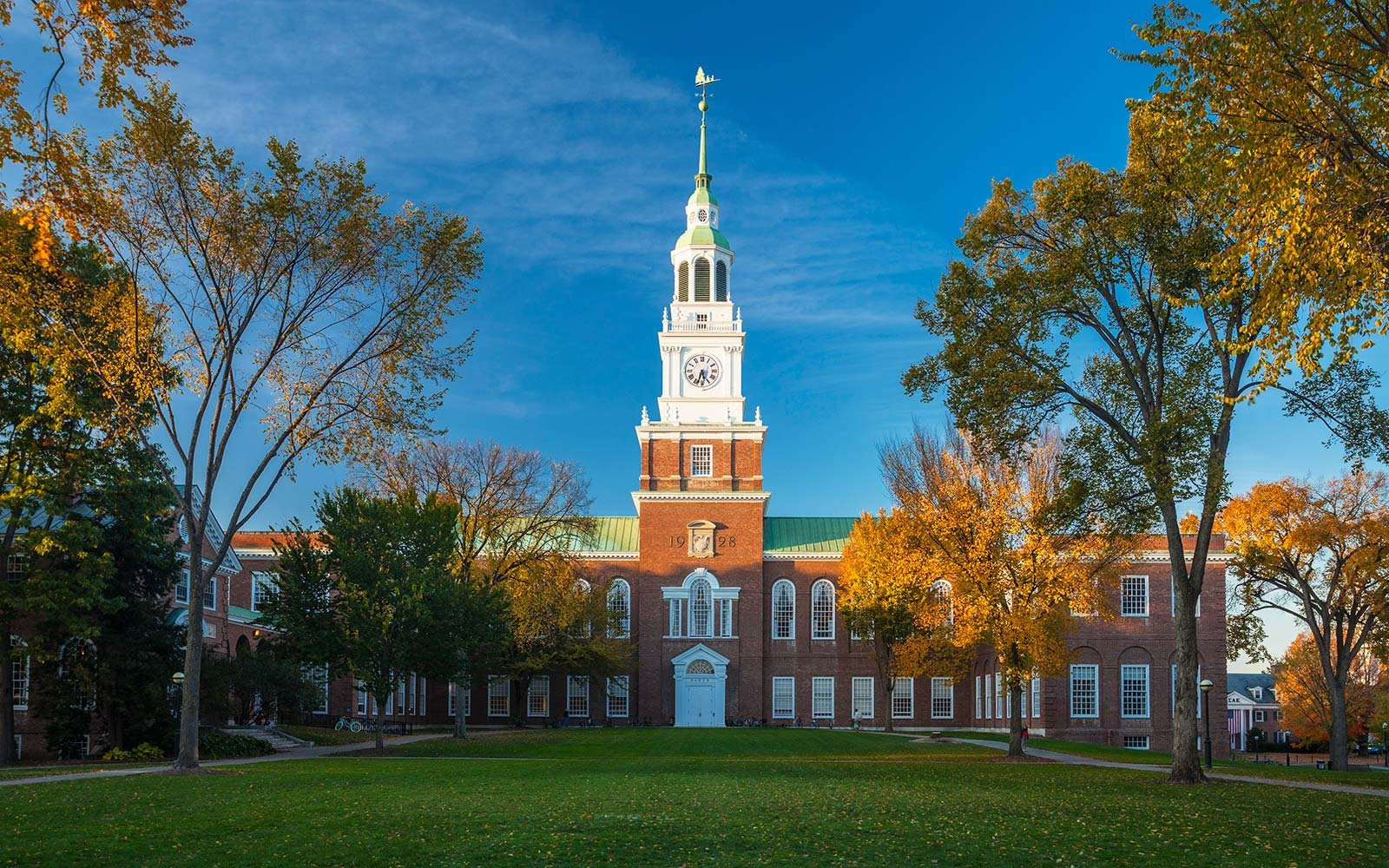 Baker-Berry Library at Dartmouth College