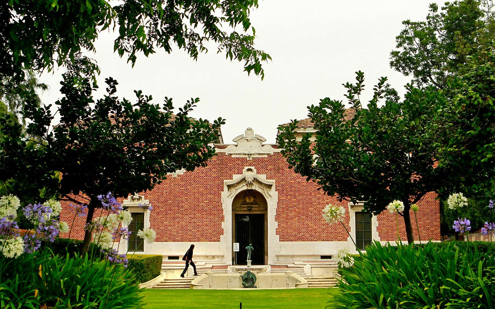 Clark Library at the University of California, Los Angeles