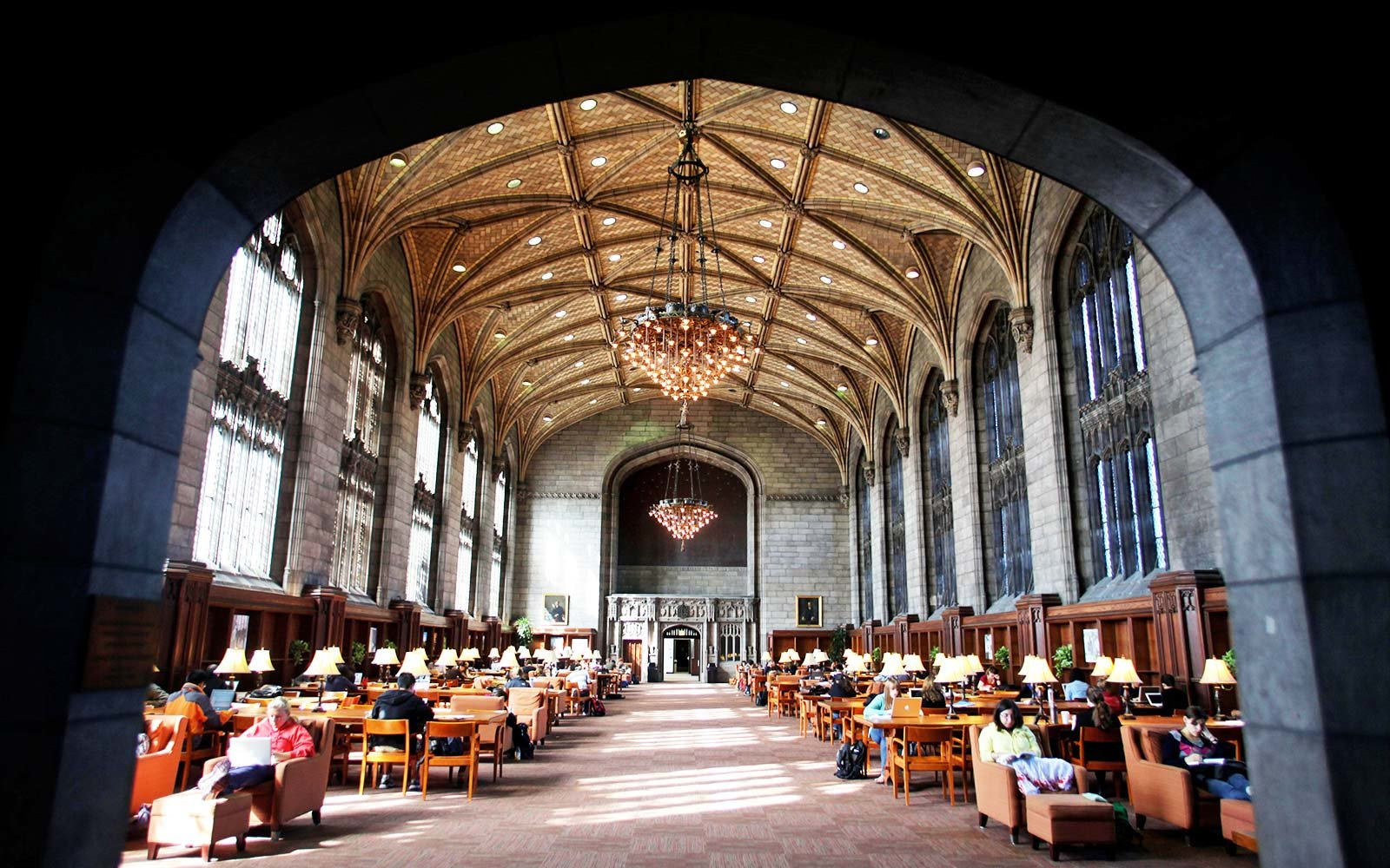 The Most Beautiful College Libraries in America