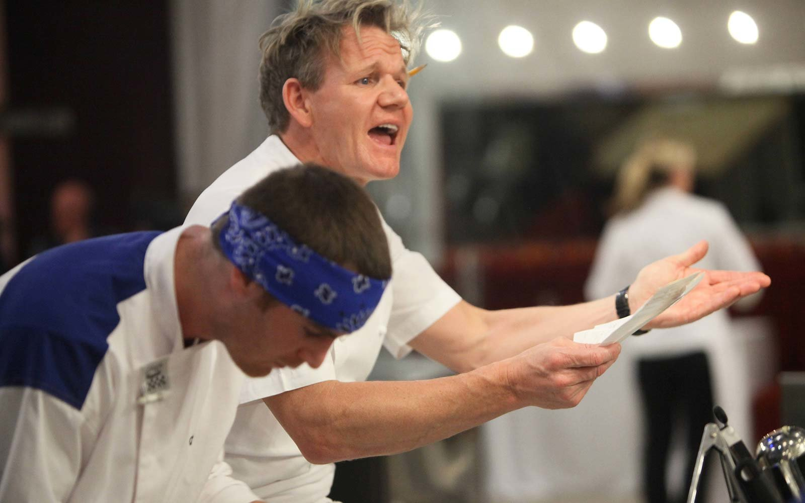 Why Gordon Ramsay won't eat airplane food