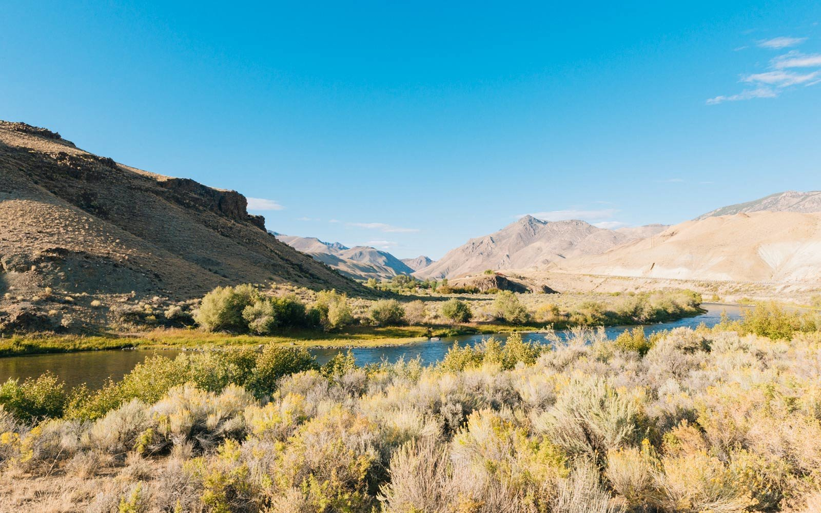 Salmon River Scenic Route, Idaho