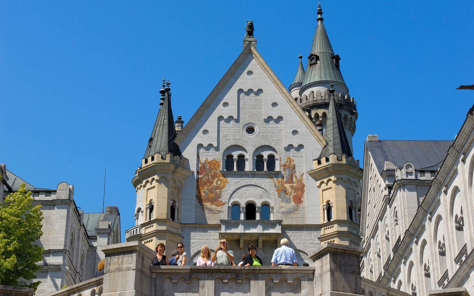 25 Facts About Neuschwanstein Castle In Germany Travel Leisure
