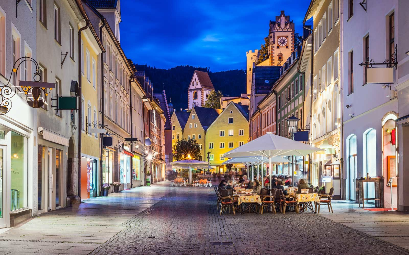Restaurants Near Neuschwanstein Castle