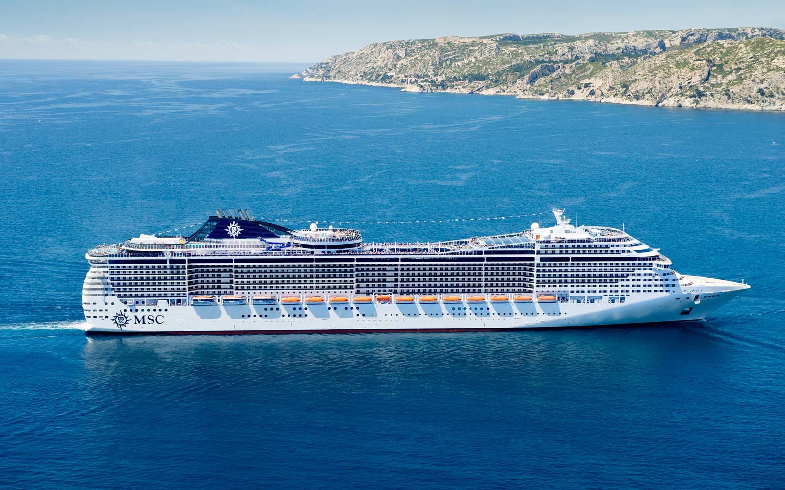The Worlds Best Megaship Ocean Cruise Lines Travel Leisure - Biggest and best cruise ships