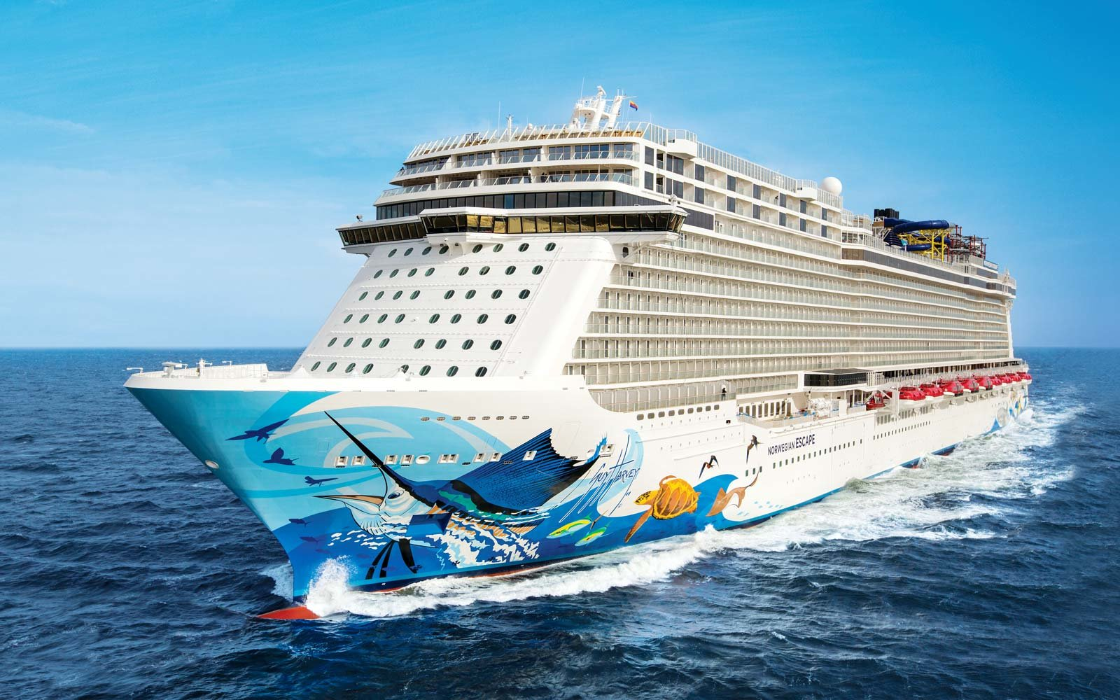 Norwegian Cruise Line Escape