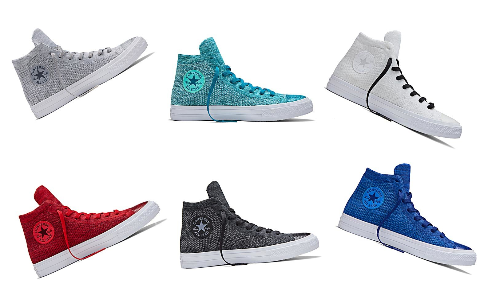 6a54b1c77780 Converse Chuck Taylor All Star x Nike Flyknit Launch Our New ...