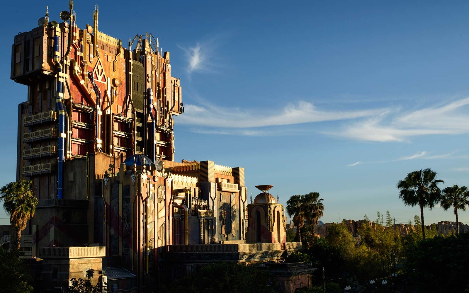 Guardians of the Galaxy Mission: BREAKOUT! Disney California
