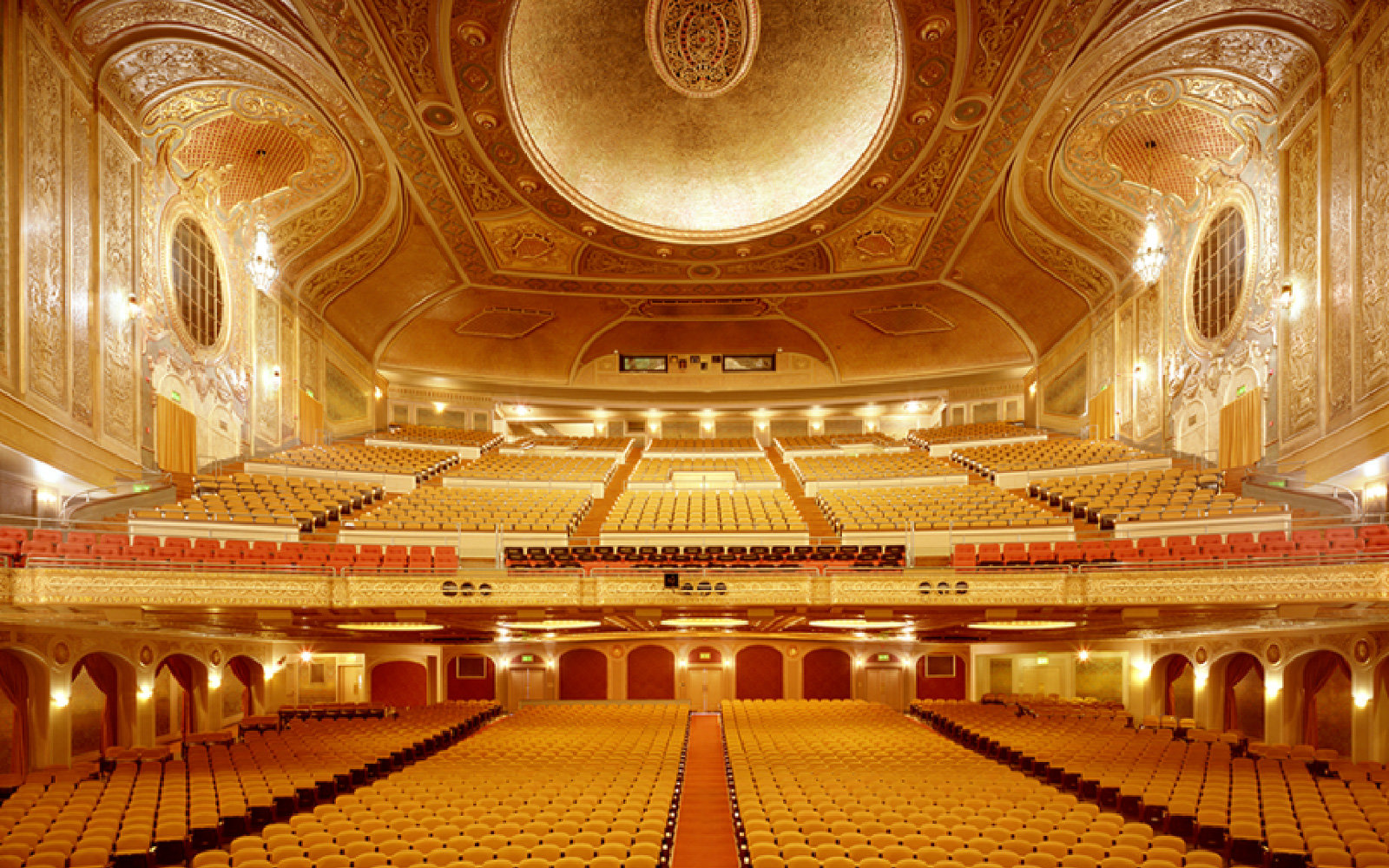 Paramount Theater Summer 2017 Shows