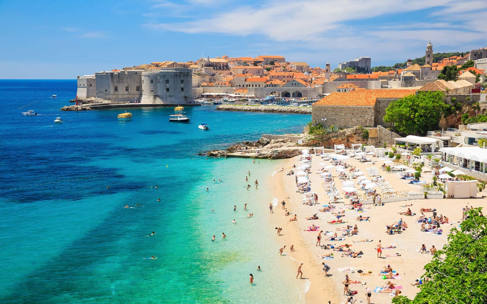 16 Of The Best Beach Cities In Europe