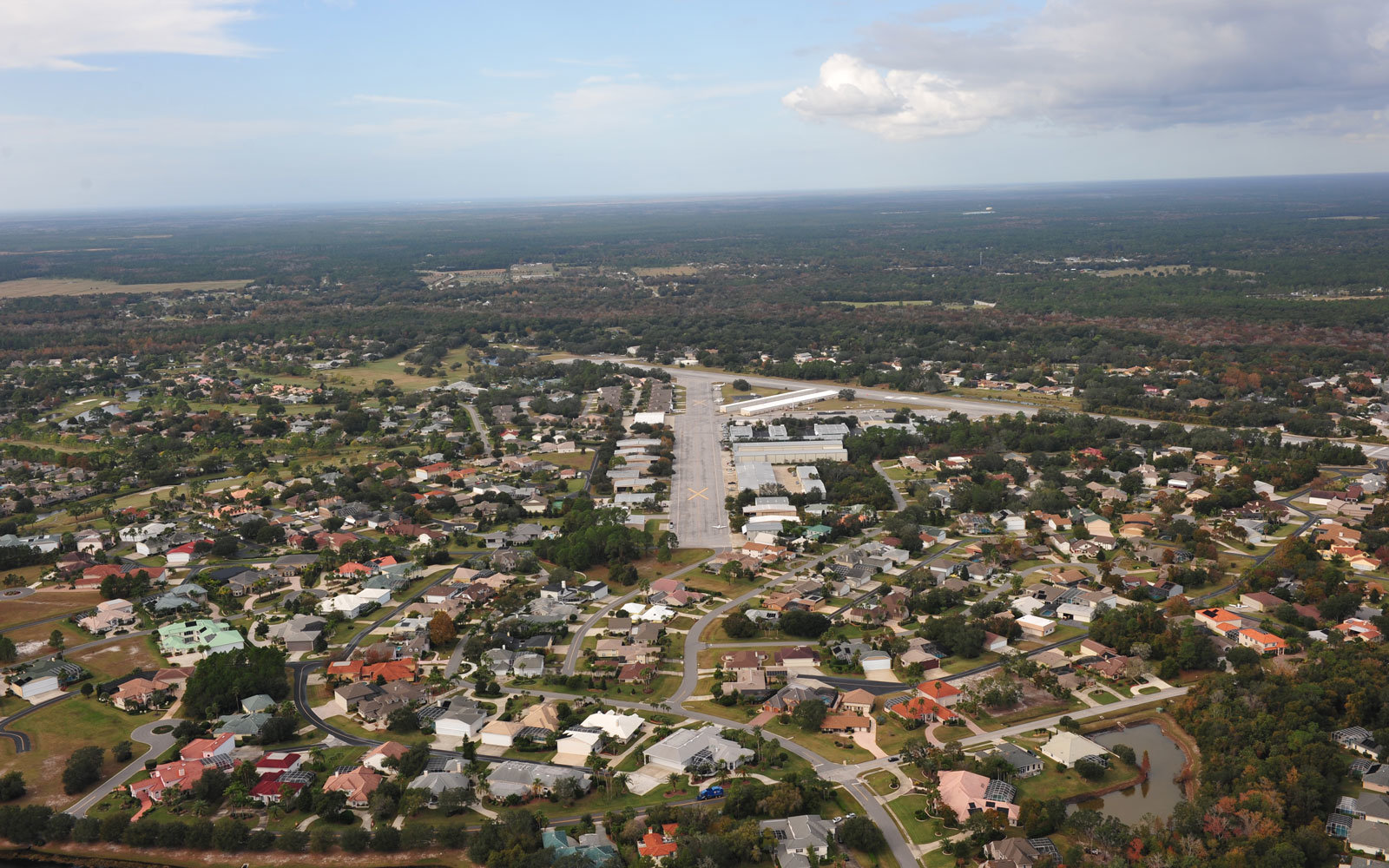 spruce creek airport