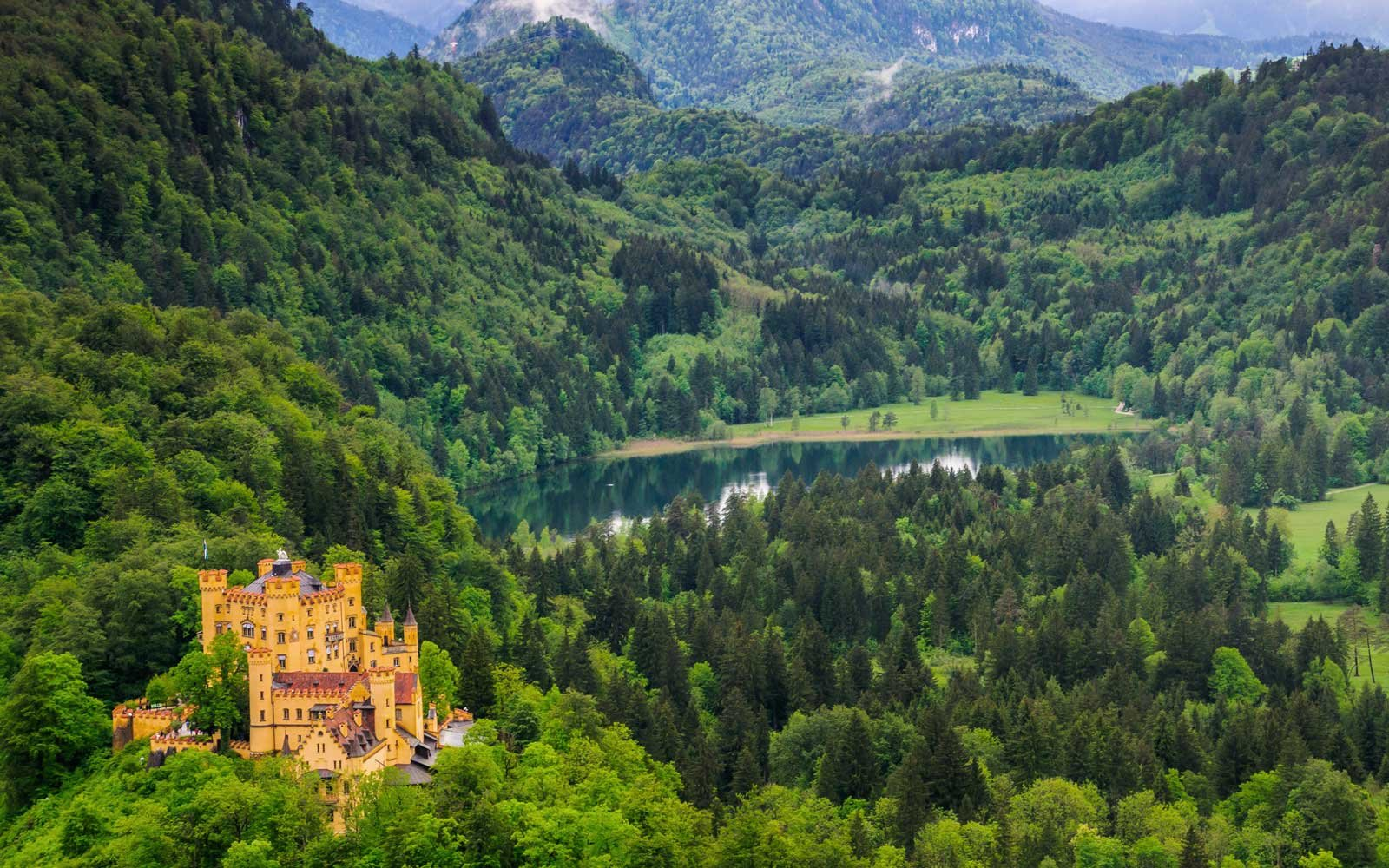Affordable Vacation in Bavaria Germany