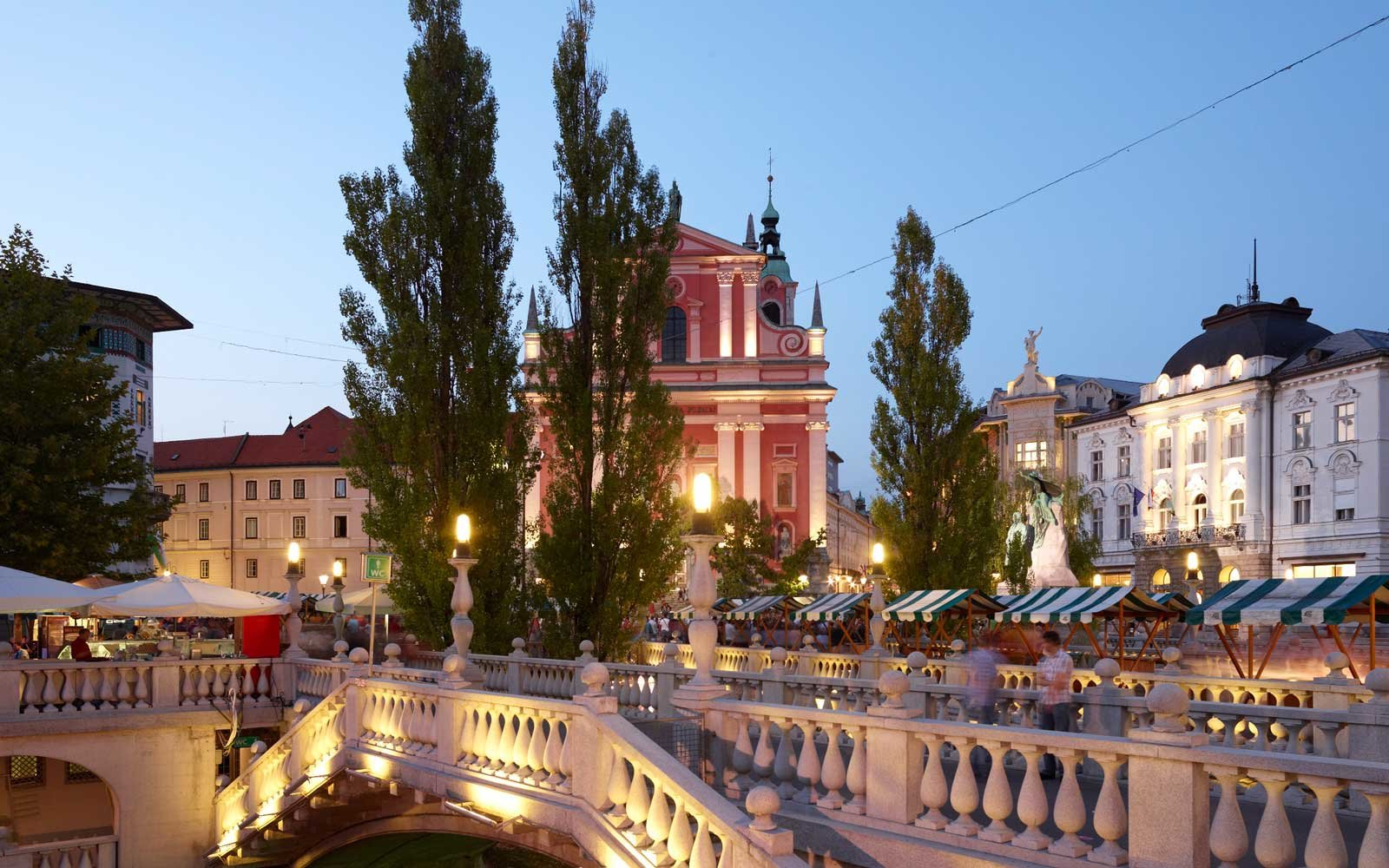 Affordable Vacation in Ljubljana Slovenia