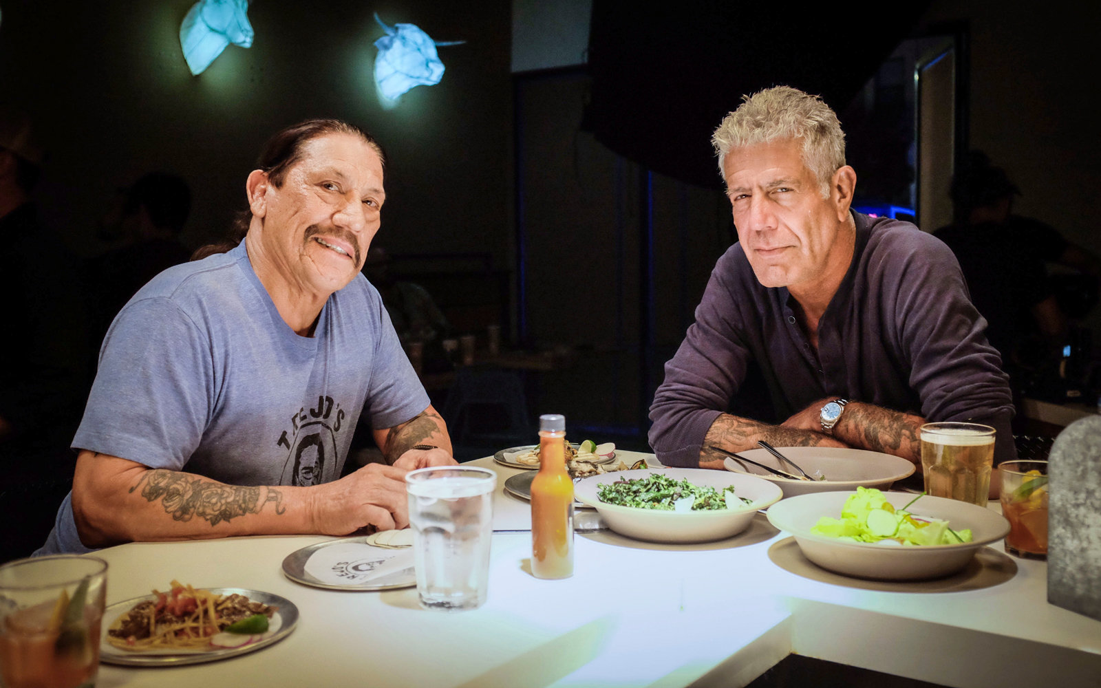 Anthony Bourdain returns on Parts Unknown on Sunday, April 30.