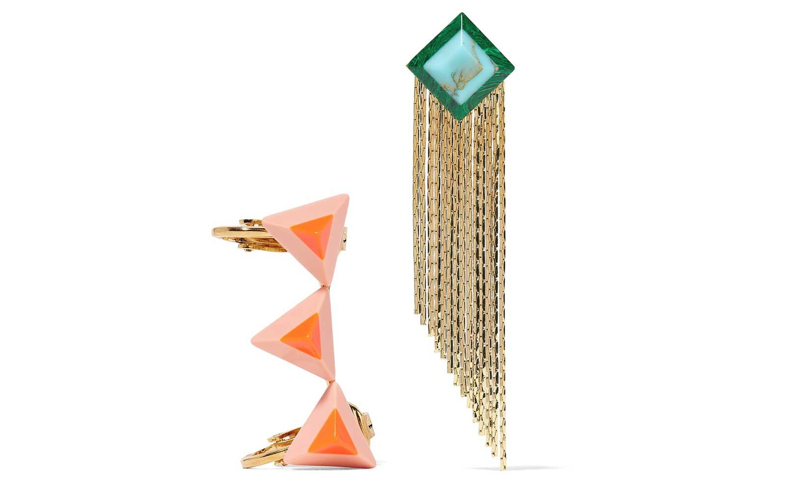 Fendi Summer Statement Earrings