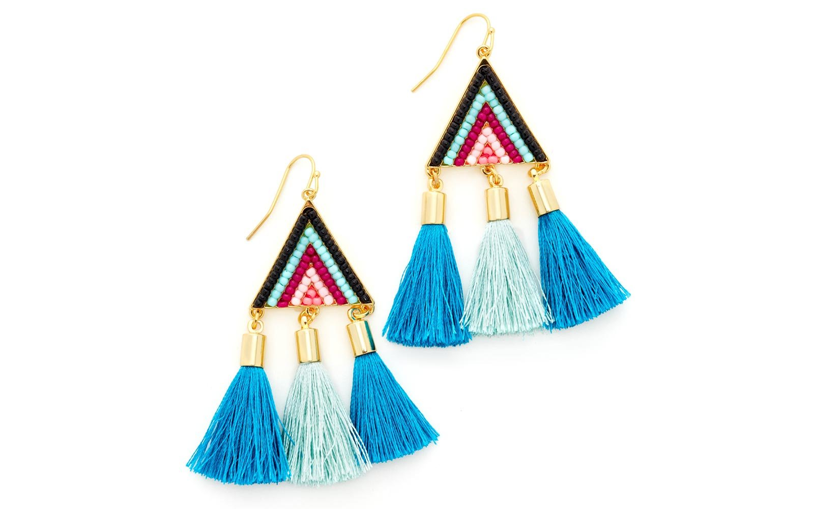 Rebecca Minkoff Summer Statement Earrings