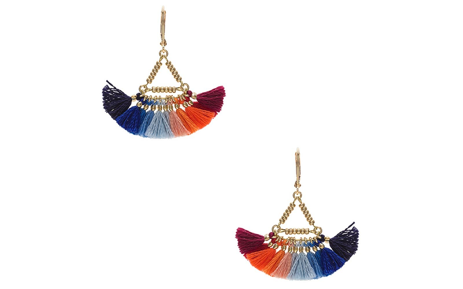 Shashi Lilu Summer Statement Earrings