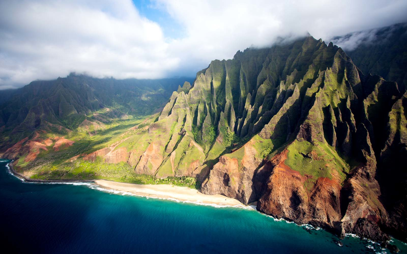 Napali Coast, Kauai, Hawaii