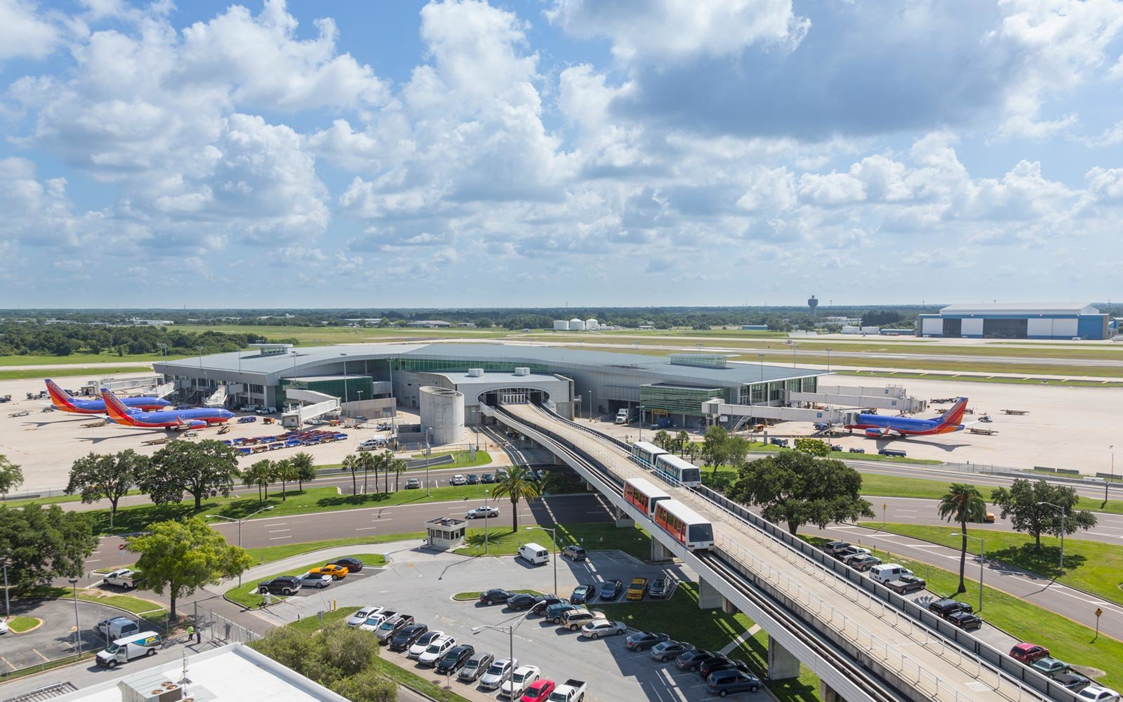 Tampa International Airport, Florida
