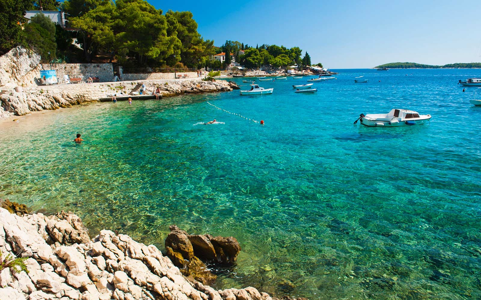 Hvar and the Dalmatian Islands, Croatia