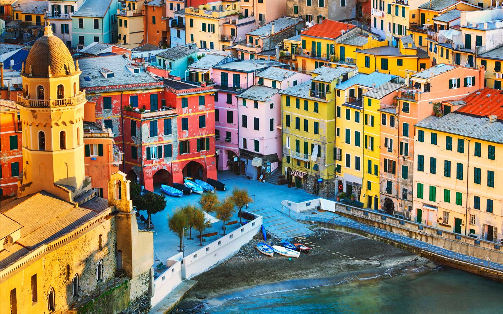 Cinque Terre National Park, Liguria Italy Europe
