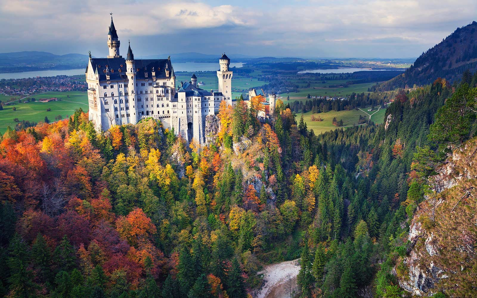 These Hidden Castles in Europe Are Straight Out of a Fairy