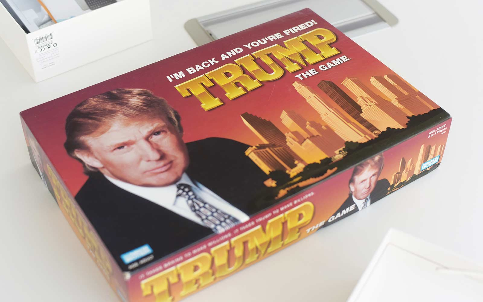 trump the board game