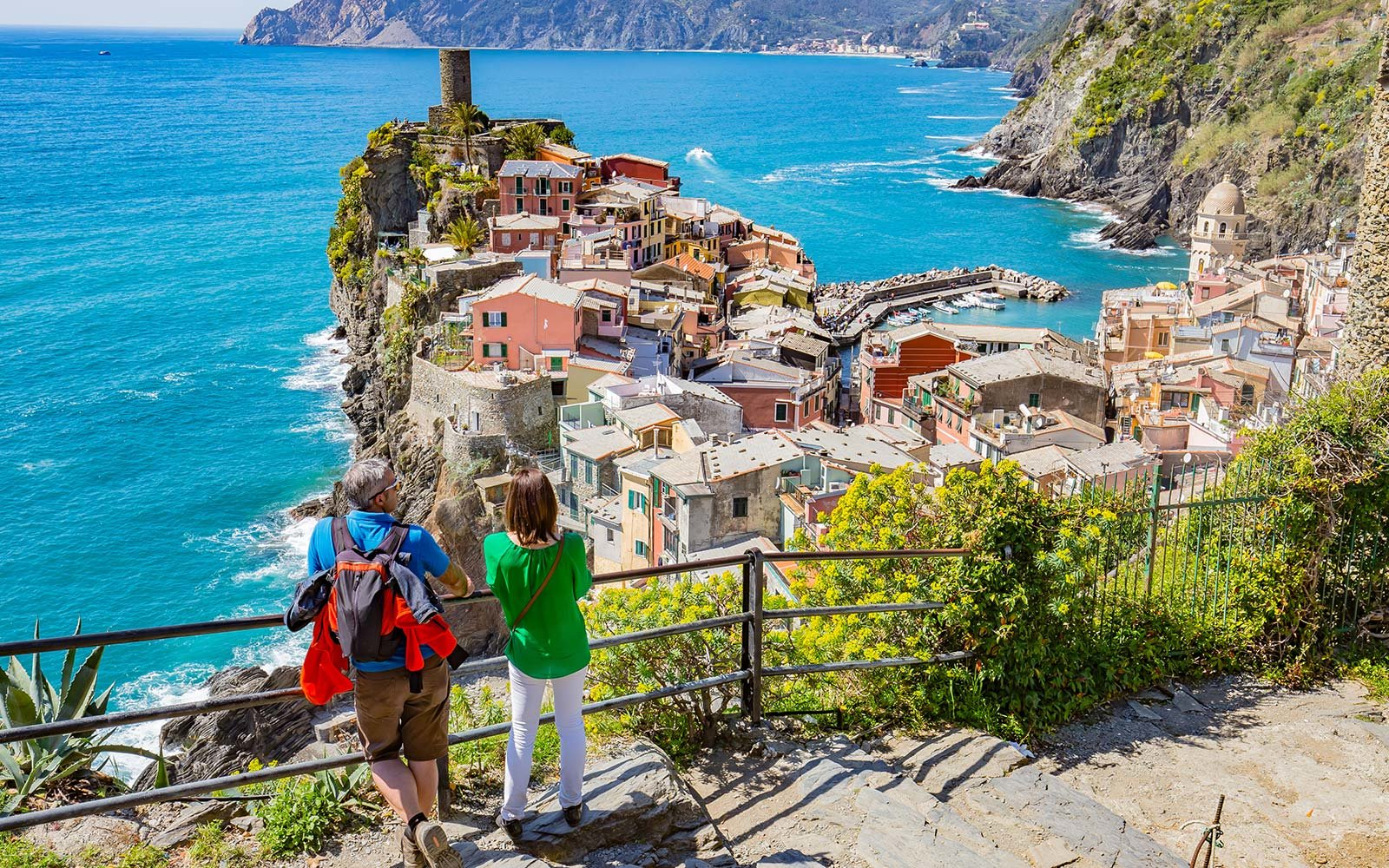 Classic Journeys tour Cinque Terre