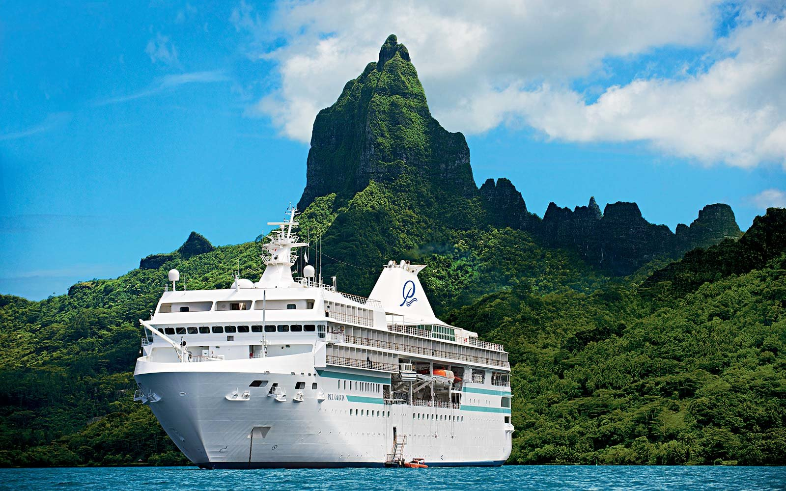 Paul Gauguin Cruises French Polynesia