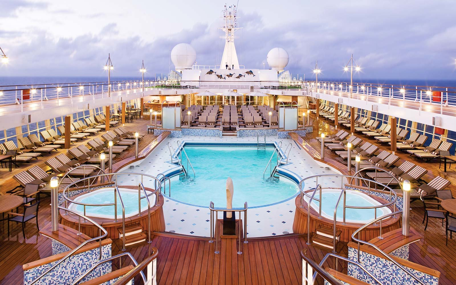 The 2017 World S Best Midsize Ship Cruise Lines Travel