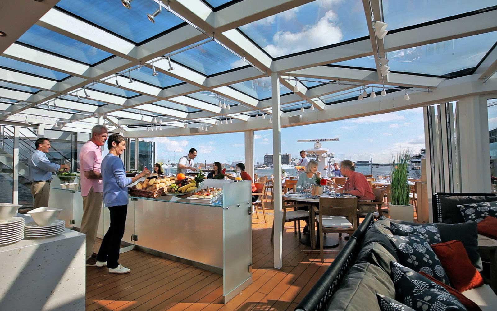 The Worlds Best River Cruise Lines Travel Leisure - River cruise ships europe