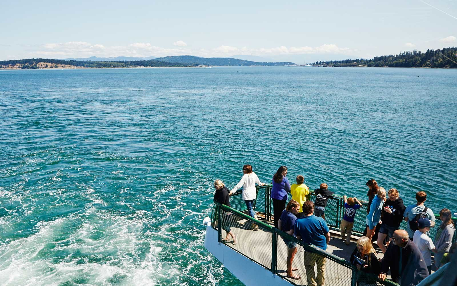 6. San Juan Islands, Washington