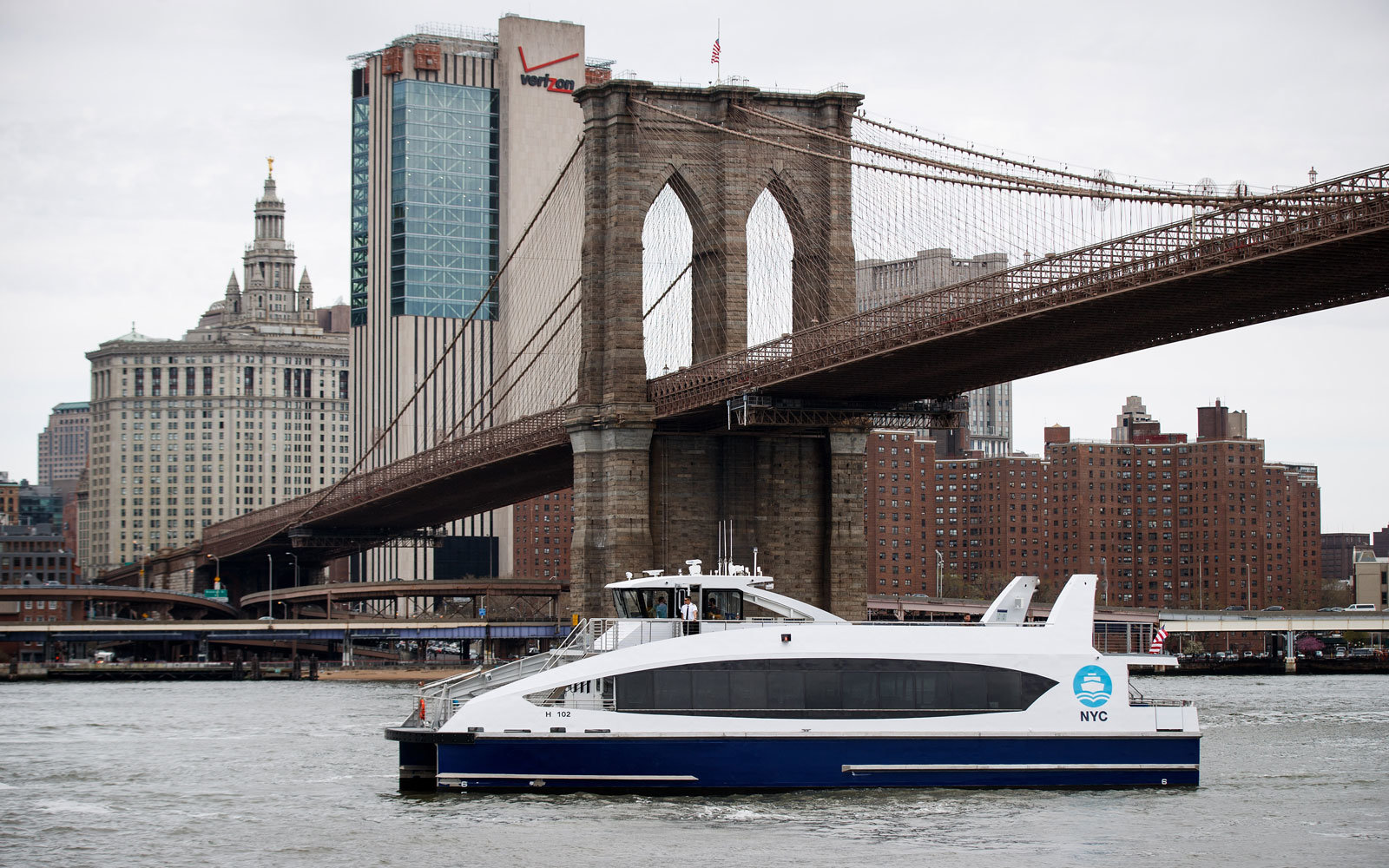 New York City Just Launched A New Ferry Service Connecting