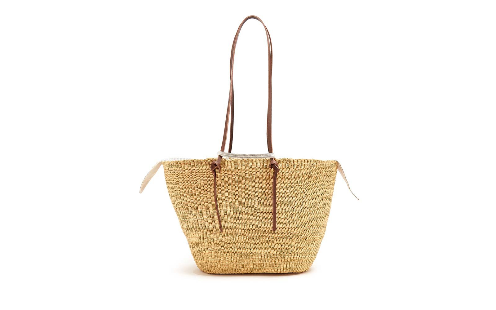 Natalie Kingham Matches Fashion Muun beach bag