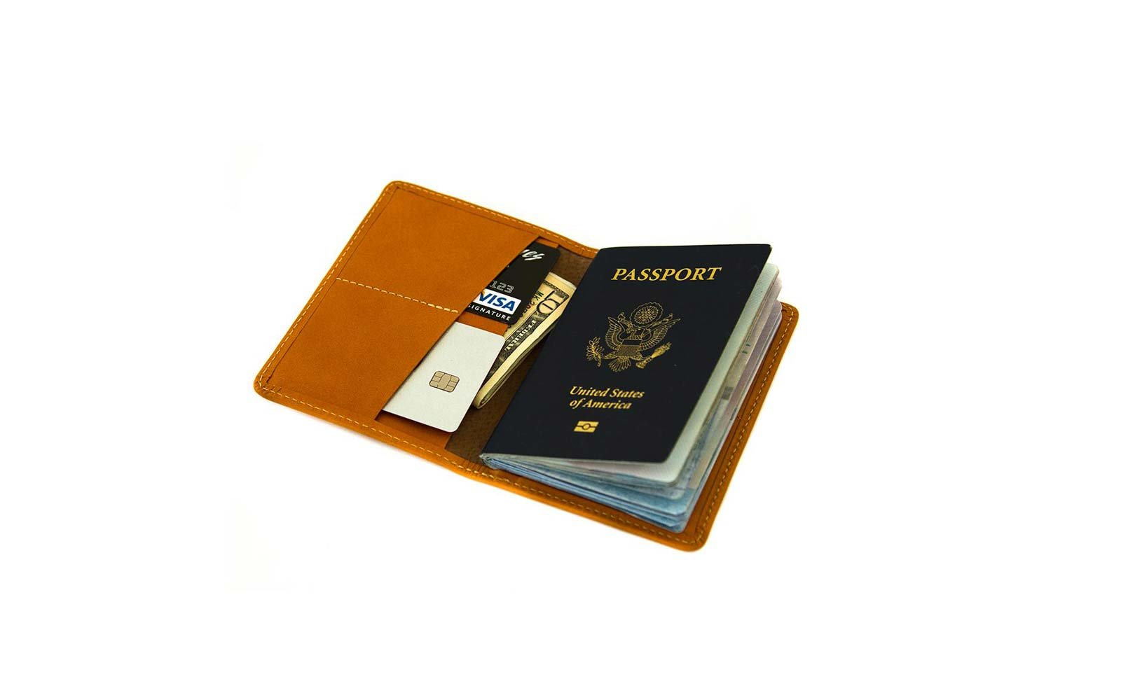 Made in Mayhem Harrison Wallet & Passport Cover