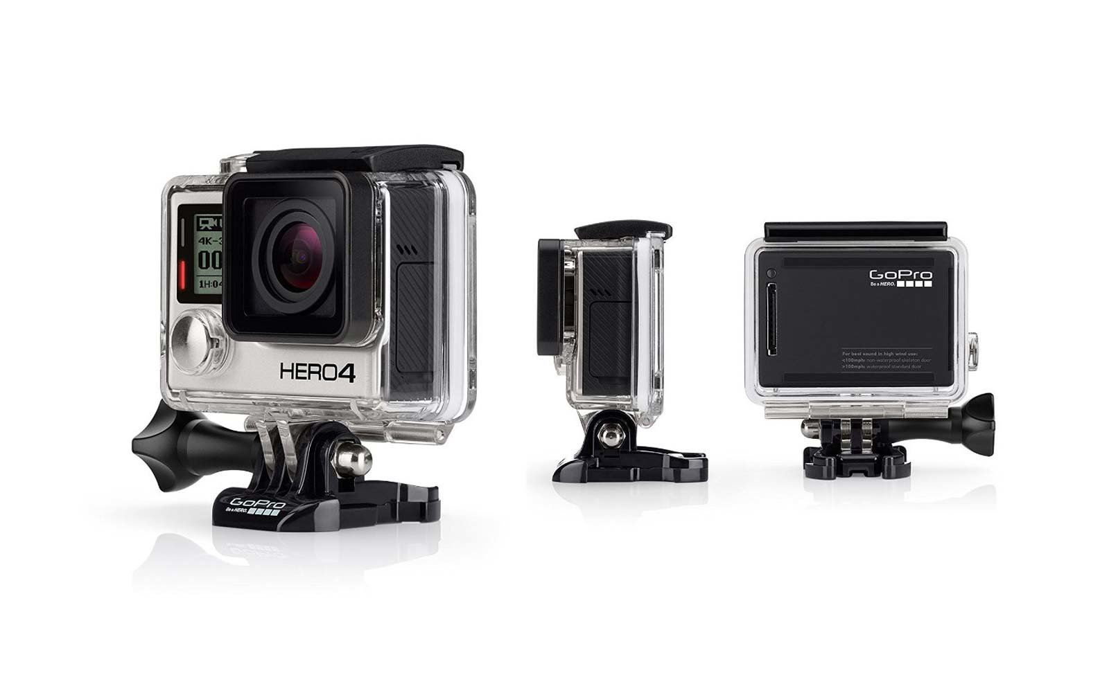 GoPro Hero4 Waterproof Camera