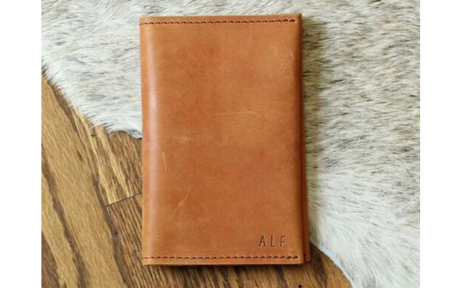FASHIONABLE Eyerusalem Passport Wallet