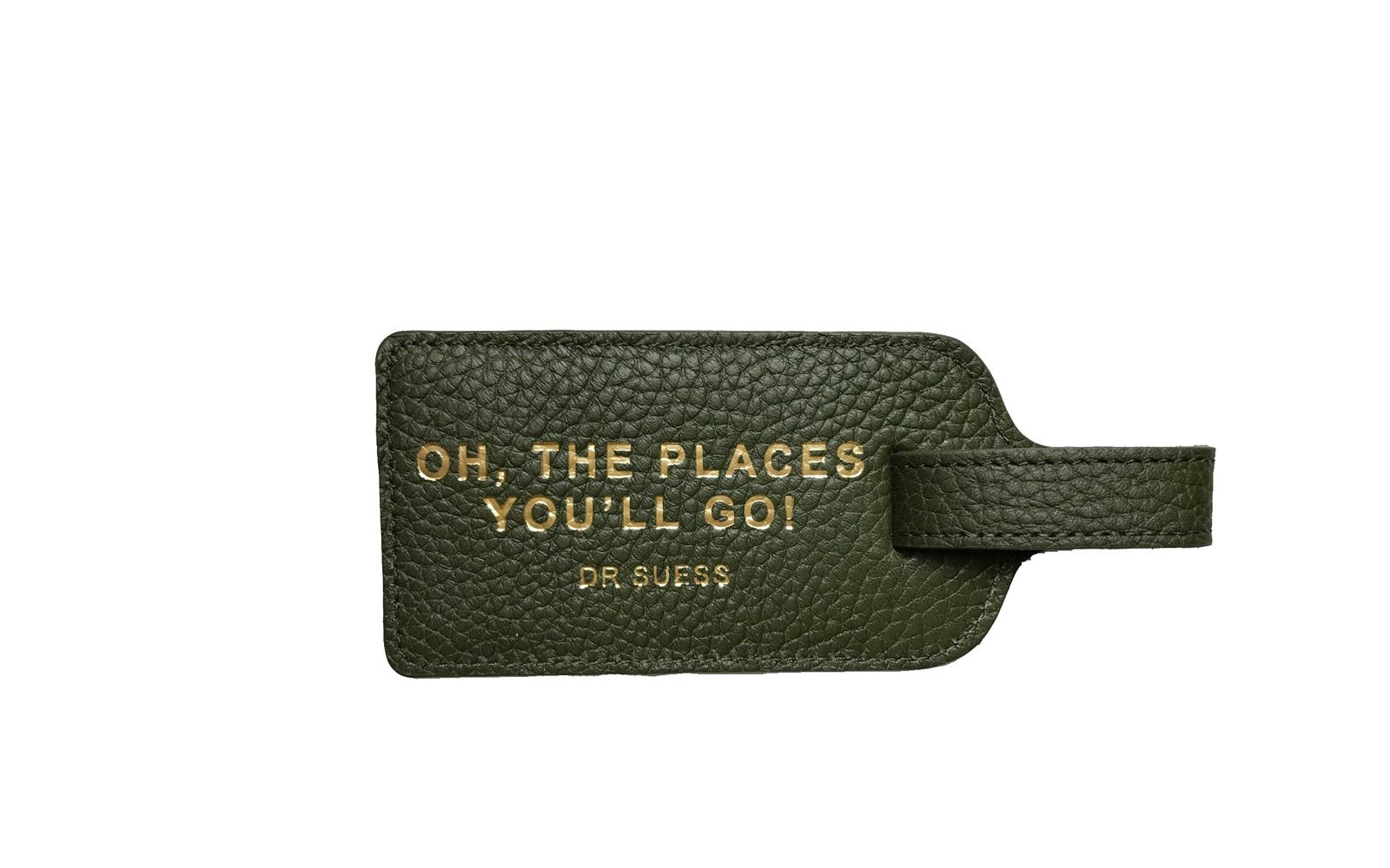 Kempton & Co Luggage Tag