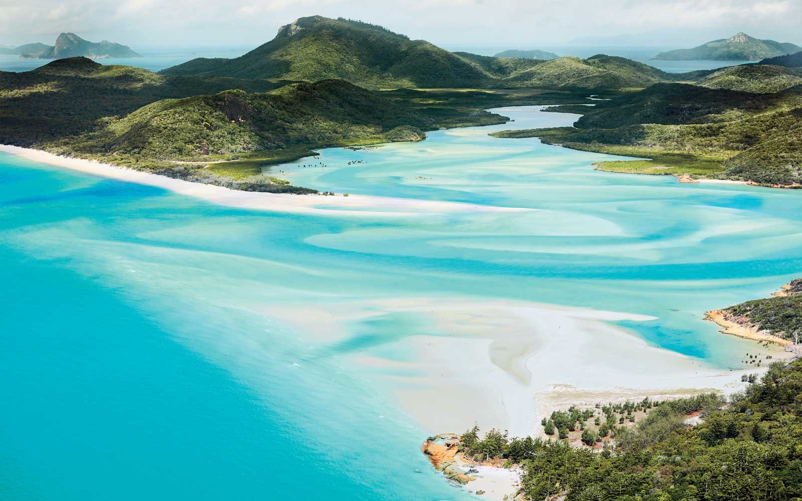 Most Naturally Beautiful Countries