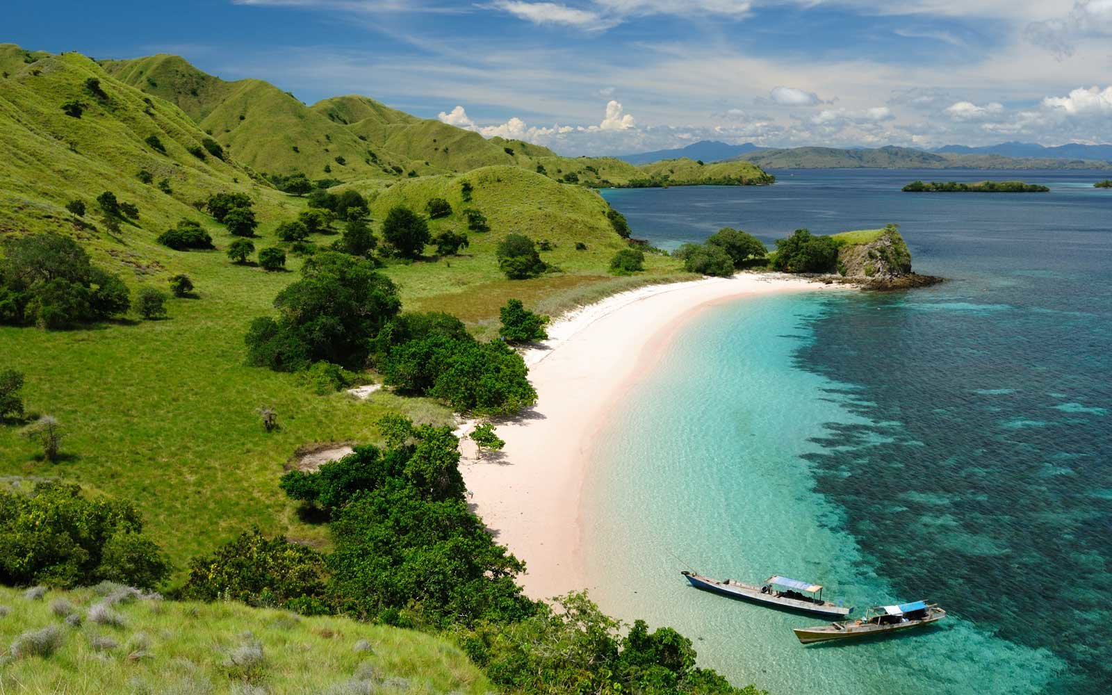 Most Beautiful Countries Indonesi
