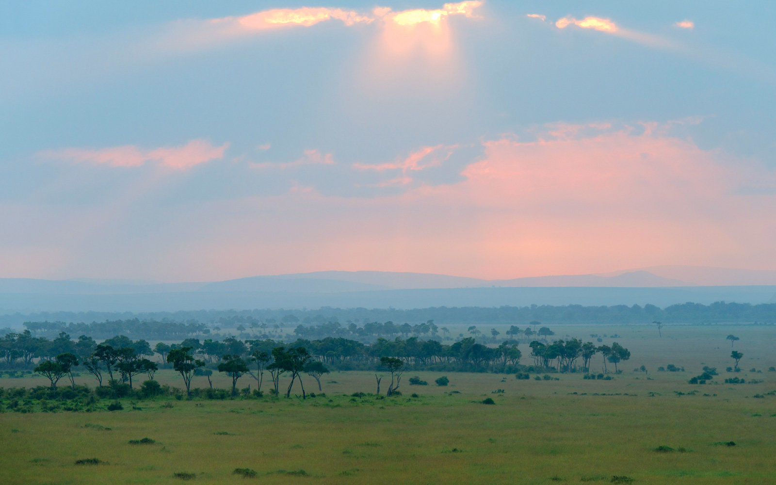 Most Beautiful Countries Kenya
