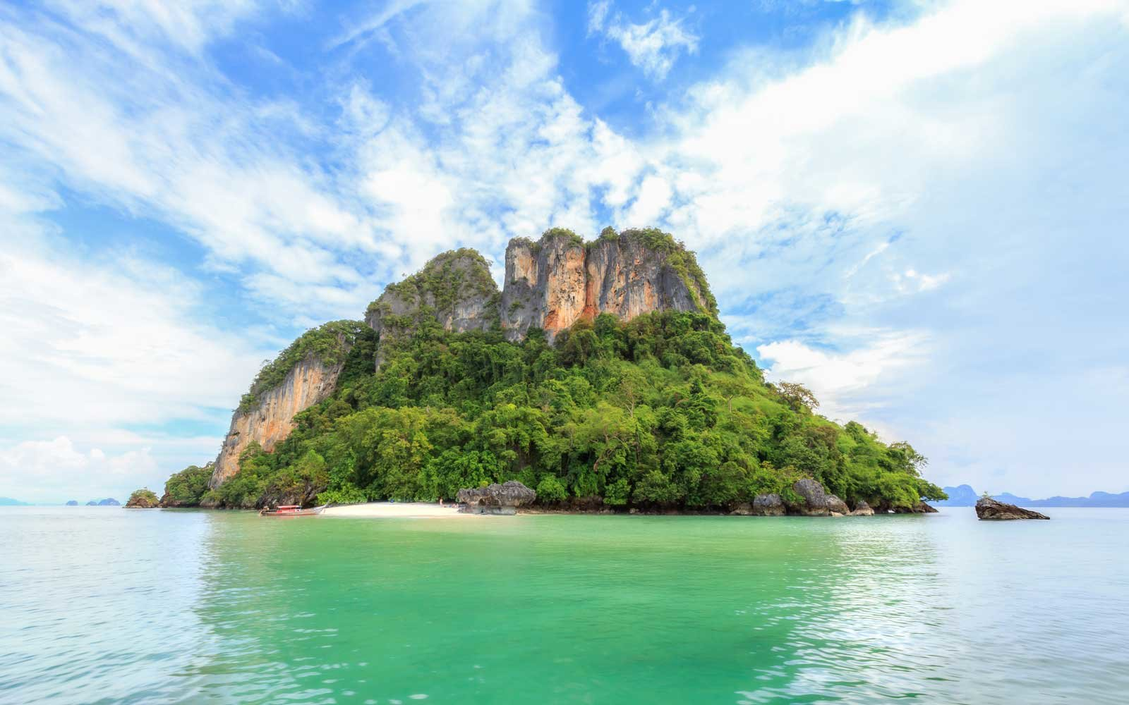 Most Beautiful Countries Thailand