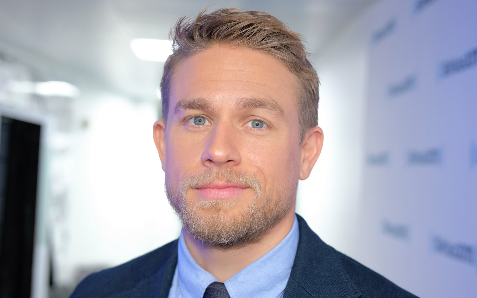 Charlie Hunnam stars in the new film,  King Arthur: Legend of the Sword