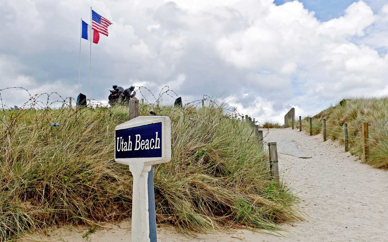 Normandy Beach Excursions