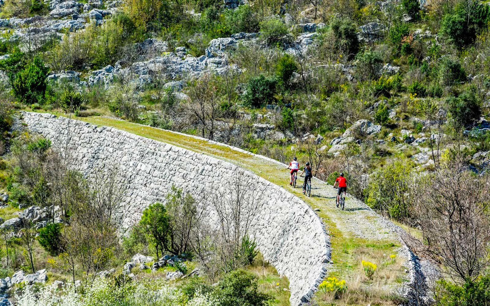 Ciro Bike Path Trail Bosnia