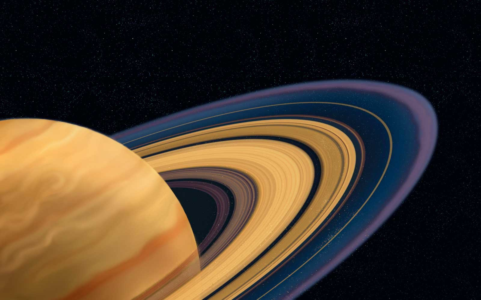 Recorded Sound In The Rings Of Saturn