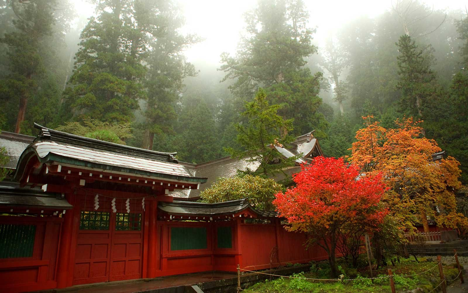 Japanese Shrines